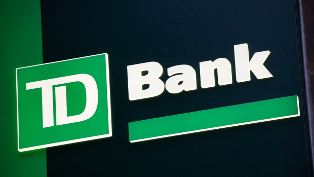 TD All-Inclusive Banking Plan订个人支票