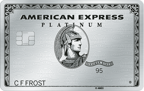 American Express Platinum – One of the best travel cards in Canada