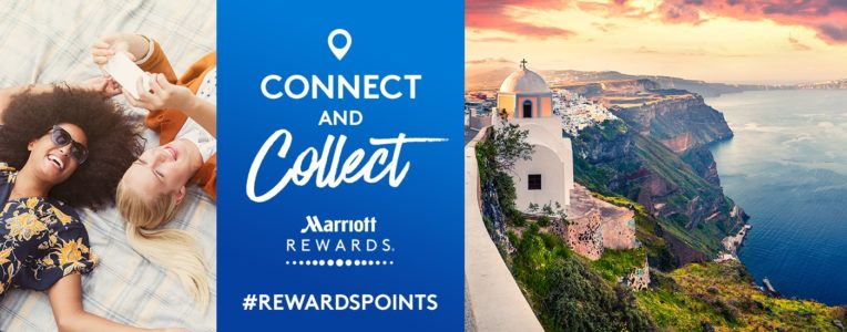 玩转万豪和Twitter – 免费获得Marriott Rewards积分