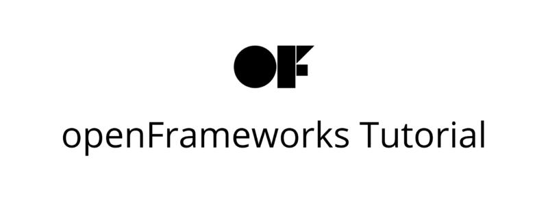 openFrameworks教程视频系列 – 1 – Hello World