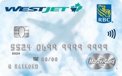 加拿大皇家银行西捷联名万事达世界之极卡 – WestJet RBC World Elite MasterCard